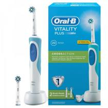 ORAL-B Vitality Plus Cross action