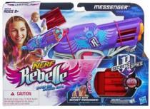 Hasbro Nerf Rebelle Šifrovací pistole messenger