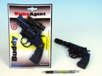 Mikro Trading Pistole Kapslovka Buddy s tlumičem