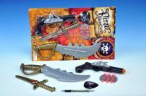 Mikro Trading Piráti sada pistole na přísavky