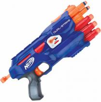 NERF Elite dual strike na