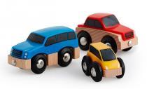 BRIO Sada 3 autíček