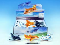 Mikro Trading Mikro Trading Letadlo kov 15cm