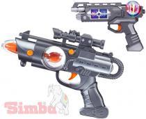 Simba Zbraň vesmírná 22cm Planet Fighter
