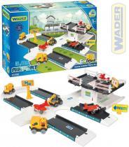 Wader Kid cars 3D letecká základna