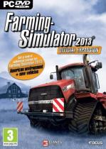 Farming Simulator 2013 Titanium datadisk (PC)