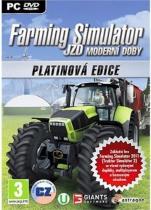 Farming Simulator: JZD moderní doby: Platinová edice (PC)