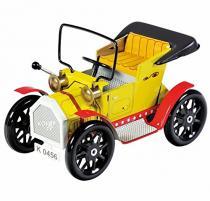 KOVAP Dědeček automobil pérový strojek