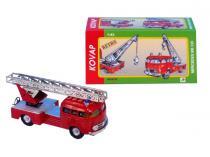 KOVAP Auto Mercedes 335 hasiči 1:43