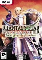 Phantasy Star U. Ambition Of The Illuminus (PC)