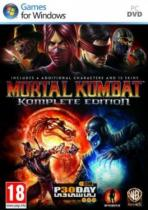 Mortal Kombat Komplete Edition (PC)