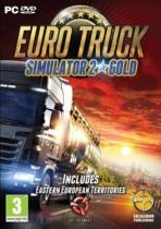 Euro Truck Simulátor 2 GOLD (PC)