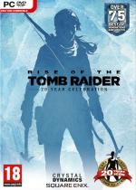 Rise Of The Tomb Raider: 20 Year Celebration Artbook (PC)