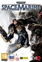 Warhammer 40.000: Space Marine CZ (PC)