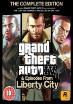 Grand Theft Auto 4 Complete Edition, GTA 4 CE (PC)