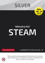 Náhodný klíč Steam Silver (PC)