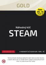 Náhodný klíč Steam Gold (PC)
