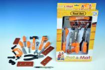 Mikro Trading Sada nářadí plast 16ks Pat a Mat