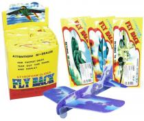 Rappa letadlo házecí polystyrénové