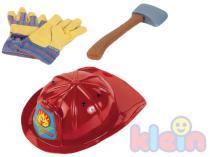 Klein Set hasičský plastový