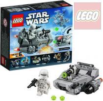 Lego STAR WARS TM 75126 Snowspeeder Prvního řádu