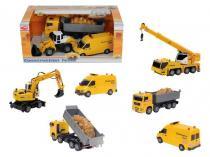 Dickie Set stavební auta