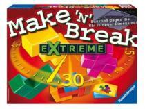 RAVENSBURGER Make and Break Extreme