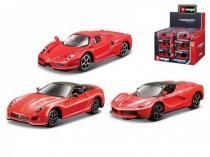MIKRO TRADING 1:64 Ferrari Race & Play