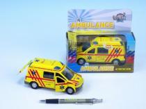 MIKRO TRADING Ambulance 14cm