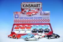 MIKRO TRADING Kinsmart Chevrolet Corvette 1957 na
