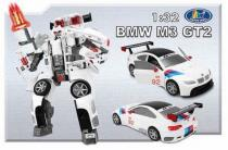 MAC TOYS 1:32 BMW MW-GT2