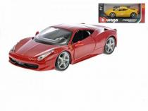 MIKRO TRADING 1:24 Ferrari Race & Play 458 Italia