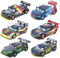 Mattel Cars carbon racers