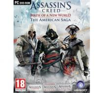 Ubisoft Assassin's Creed: American Saga (PC)