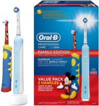 Oral-B Family Edition Precision Clean 500 + D10K