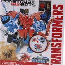 Hasbro Transformers 4 construct bots autobot drift