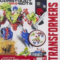 Hasbro Transformers 4 construct bots optimus prime