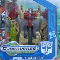 Hasbro Transformers autobot fallback