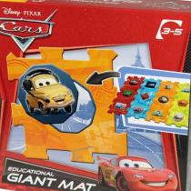 Multitoys Puzzle gigant cars 2 v 1