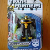 Hasbro Transformers quickblade bumblebee