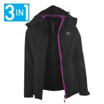 Karrimor 3in1 Jacket Black