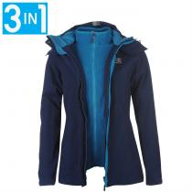 Karrimor 3in1 Jacket Navy