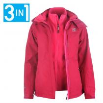 Karrimor 3in1 Jacket Pink