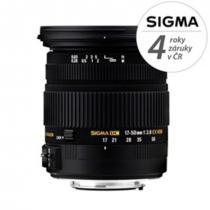 HAMA 12071300 SIGMA 17-50/2.8 objektiv