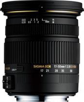 HAMA 12071400 SIGMA 17-50/2.8 EX DC HSM