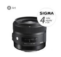 HAMA 12109300 SIGMA 30/1.4 DC HSM ART