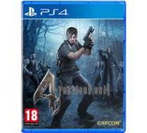 Resident Evil 4 HD (PS4)