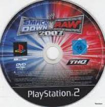WWE SmackDown! vs. Raw 2007 (PS2)