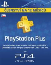 PlayStation Plus Card 365 Day (PS3)