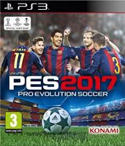 Pro Evolution Soccer 2017 (PS3)